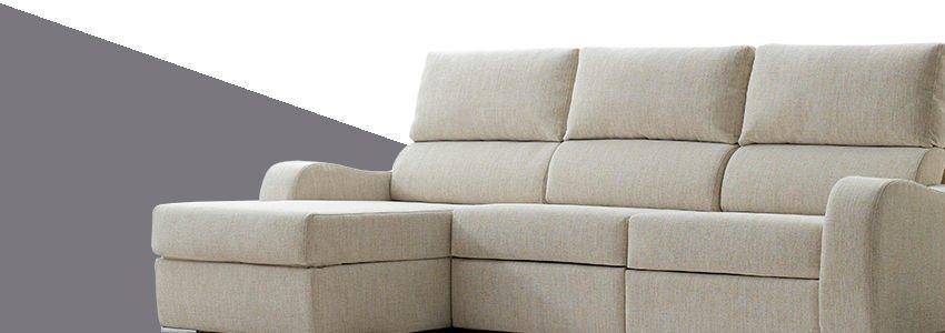 Sof s 4 plazas tapicer as navarro for Sofa extensible 4 plazas