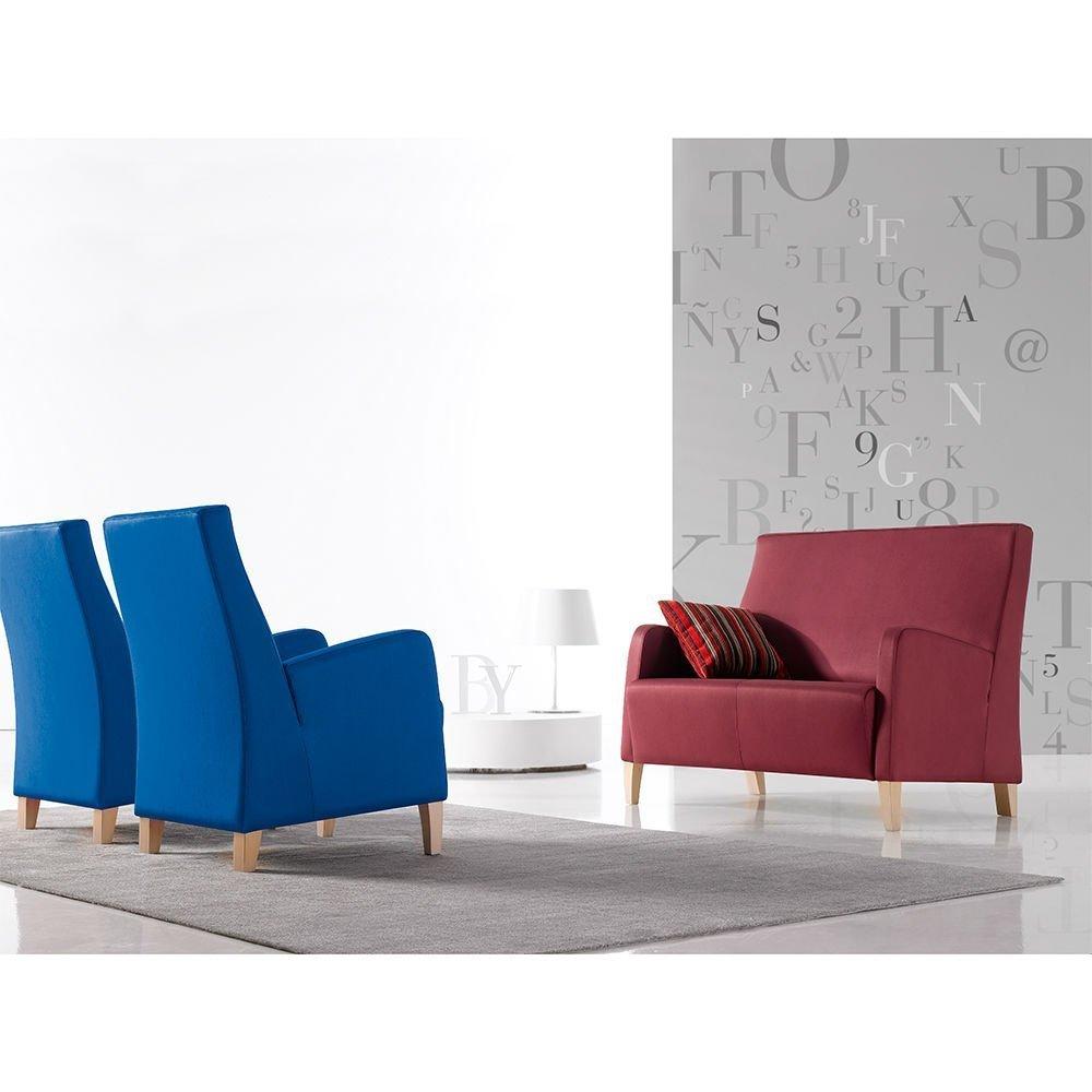 canap et fauteuil assorti atlas tapicer as navarro. Black Bedroom Furniture Sets. Home Design Ideas