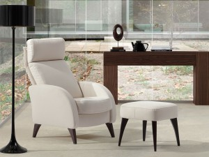 Decorate with your relax armchair