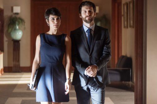 La Embajada Tapicerias Navarro Raul Arevalo y Megan Montaner 500x333 - LOBBY