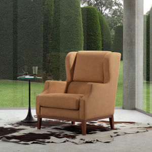 Wing armchair perfect for classic and modern decorations