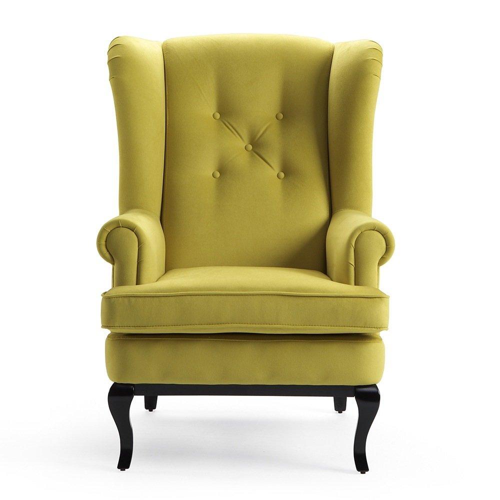Wing armchair danubio tapicer as navarro - Tapicerias navarro ...