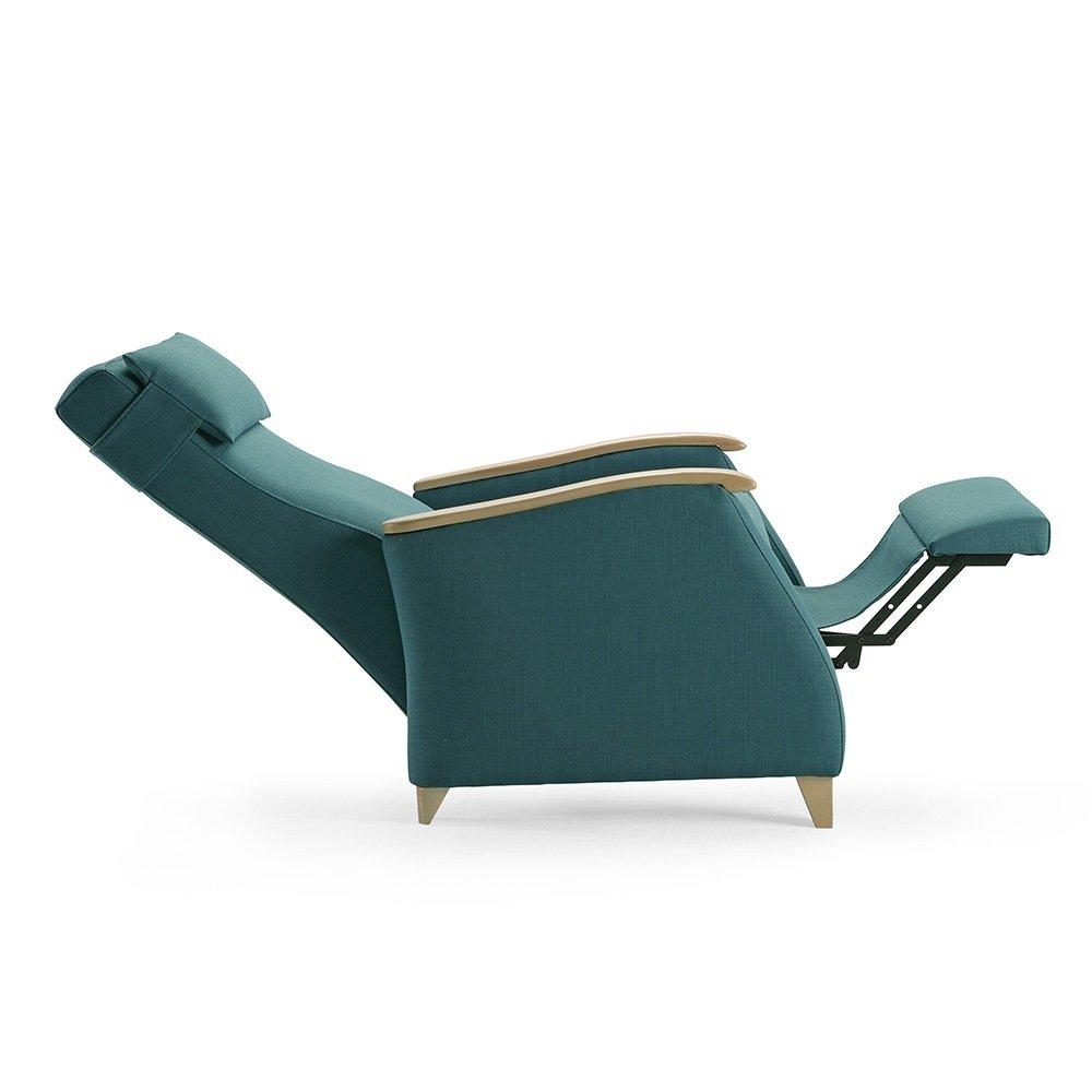 Fauteuil Relax Design Inclinable MILANO Tapicerías Navarro - Fauteuil inclinable