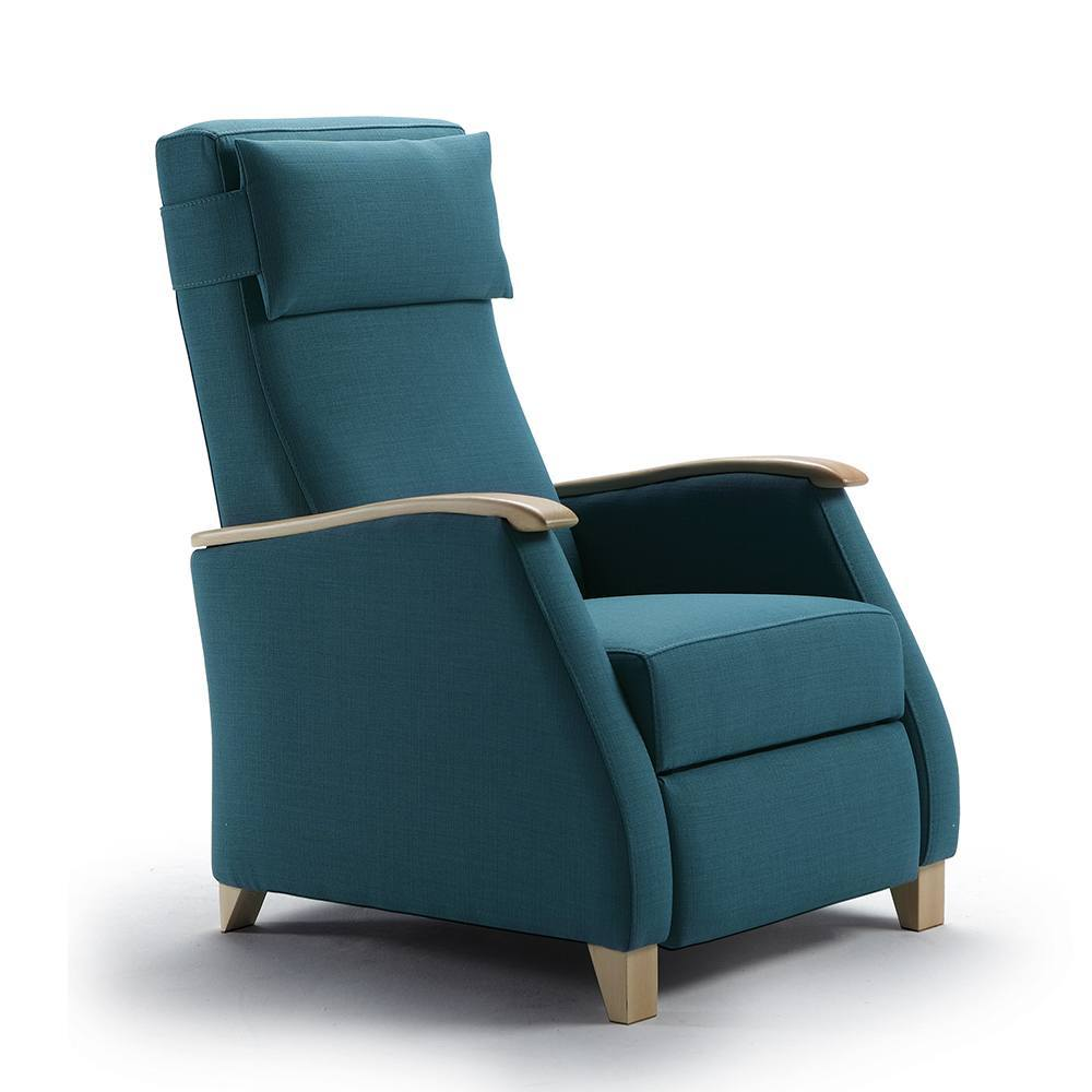 Fauteuil relax design inclinable milano tapicer as navarro - Fauteuil inclinable design ...