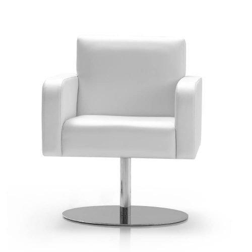 fauteuil pivotant queen 500x500 - QUEEN