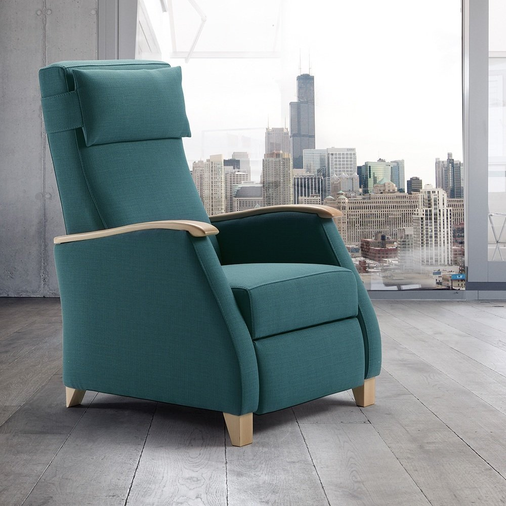 Fauteuil relax design inclinable milano tapicer as navarro - Fauteuil relax inclinable ...