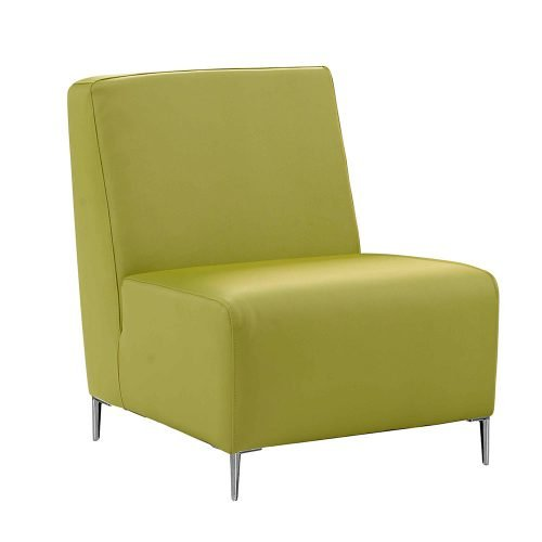 ARMCHAIR without arms