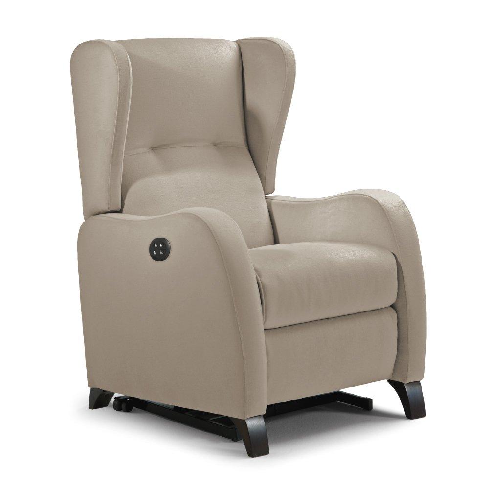 Riser armchair derby tapicer as navarro - Tapicerias navarro ...