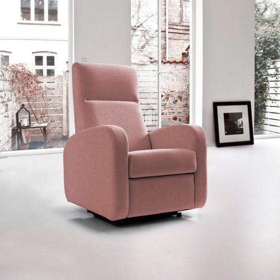 Recliner armchair maya tapicer as navarro - Tapicerias navarro ...
