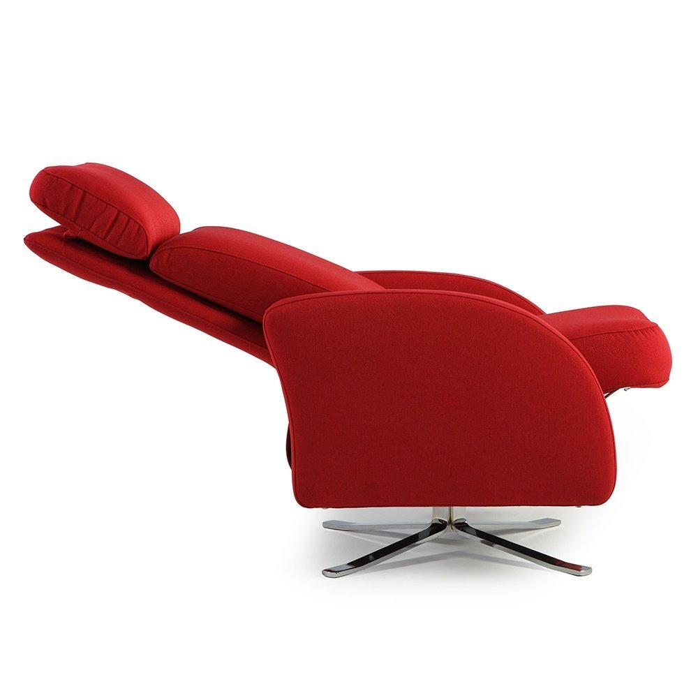 Sill n reclinable attica tapicer as navarro for Butacas pequenas y comodas