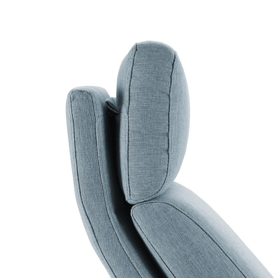 Fauteuil Olympia inclinable pied pivotant