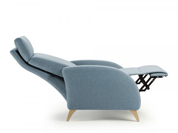 Sillón Olympia, reclinable, posición cama