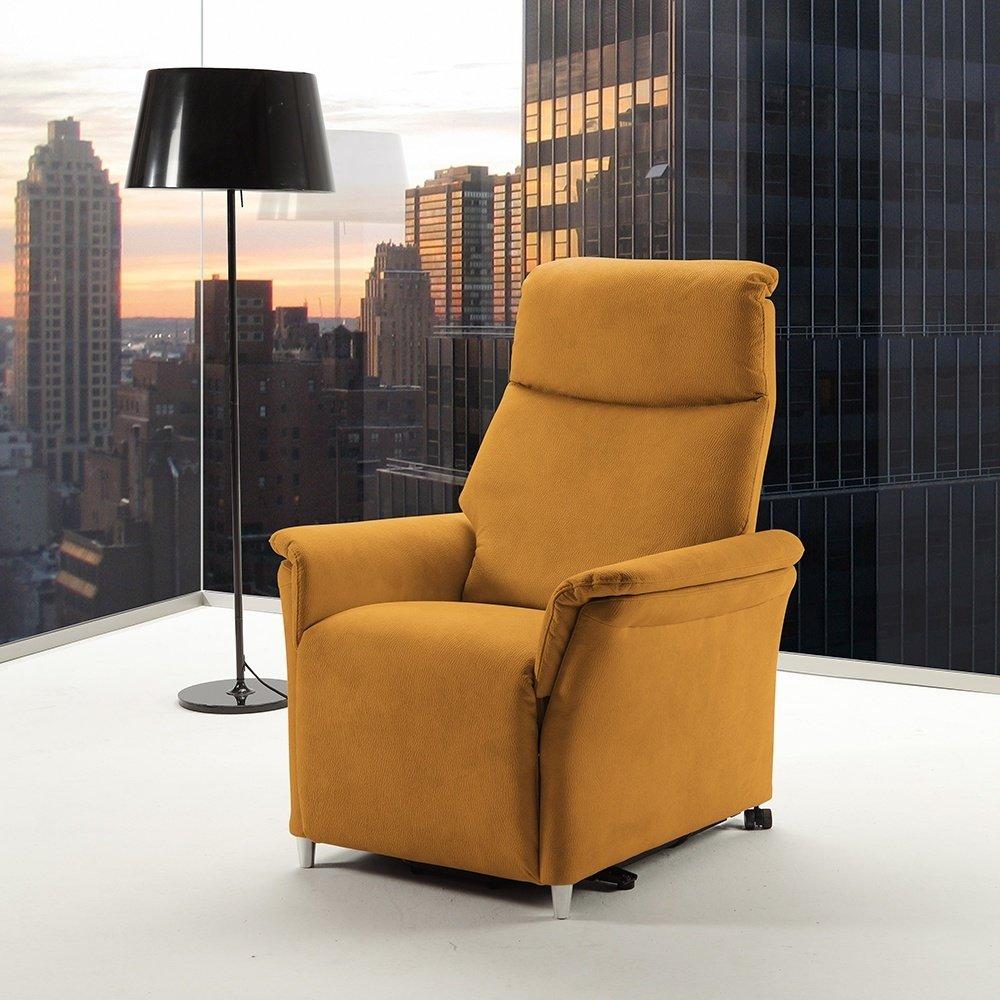 Sillón relax reclinable eléctrico elevación Zurich