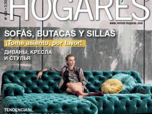 REVISTA HOGARES LIFESTYLE NÚMERO 550