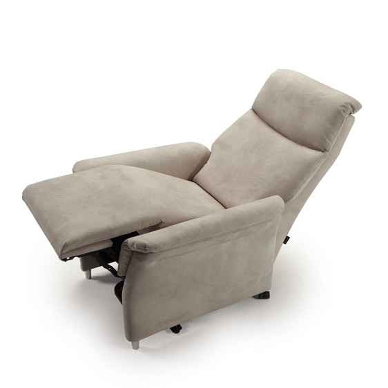 Recliner, rising, electric armchair Zurich