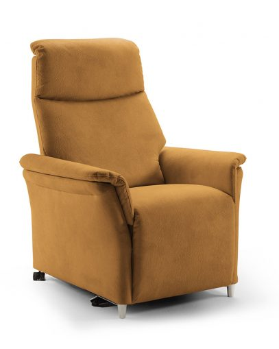 Recliner, rising, electric armchair Zurich