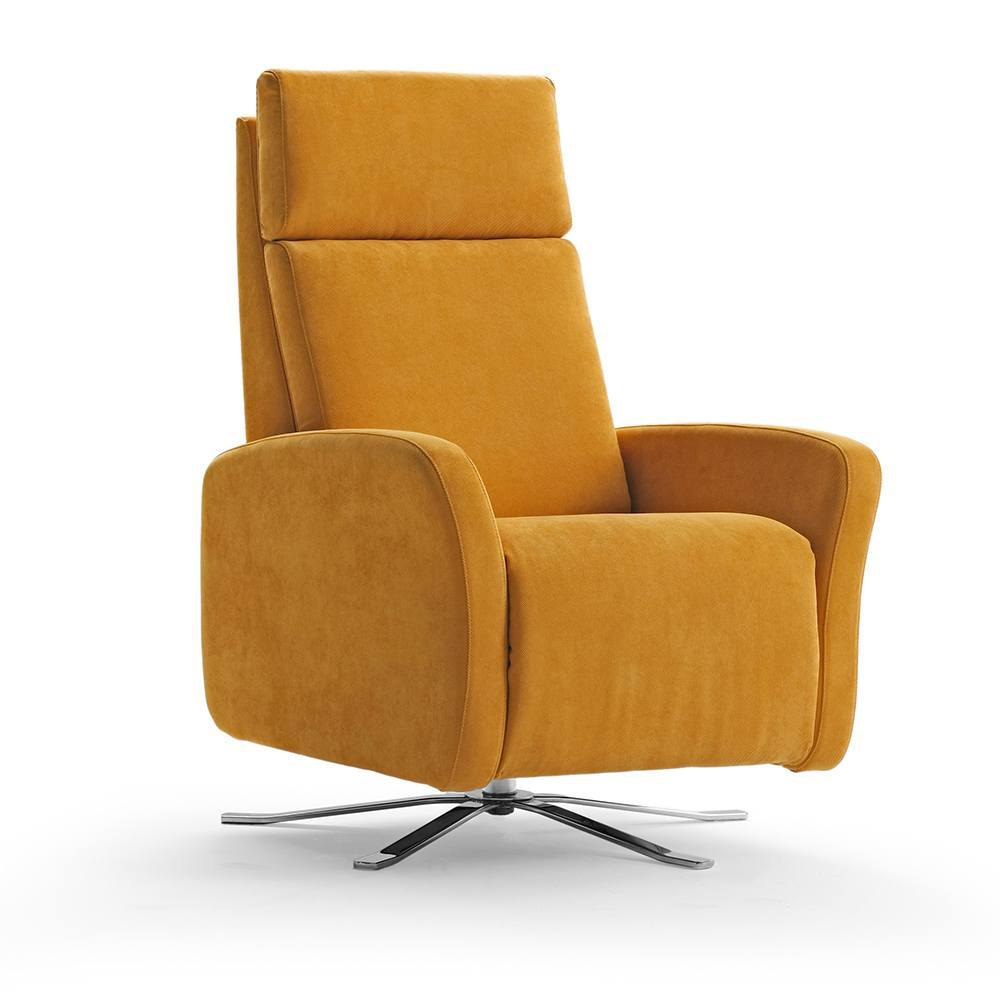 Sill n reclinable mbar tapicer as navarro - Sillones reclinables relax ...