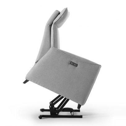 Elevation motor armchair