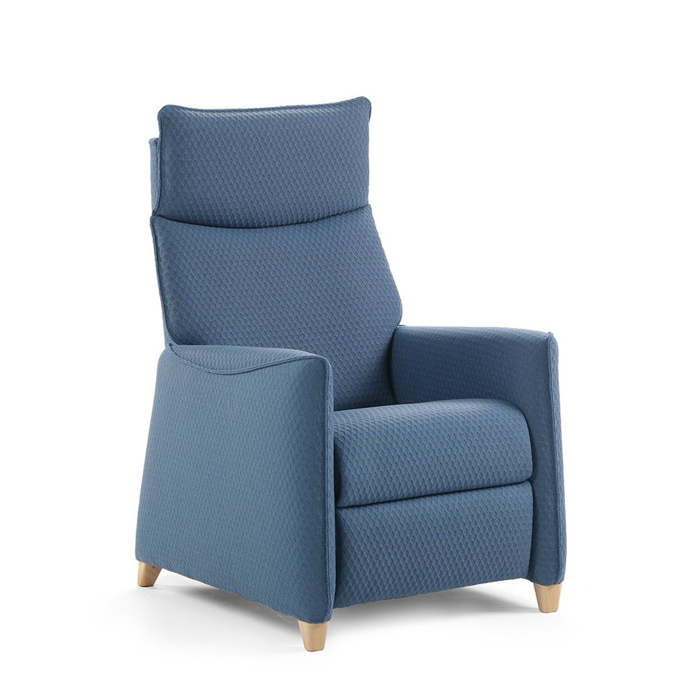 Fauteuil inclinable levage tribeca tapicerias navarro - Fauteuil inclinable design ...