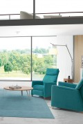 Fauteuil inclinable manuel Tribeca