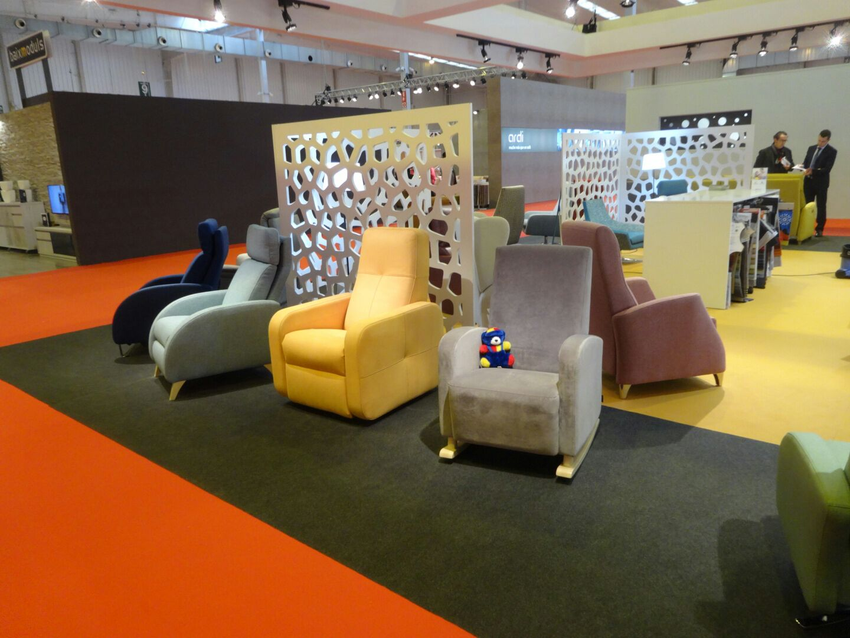 Salon du meuble de saragosse 2016 tapicer as navarro - Tapicerias en zaragoza ...