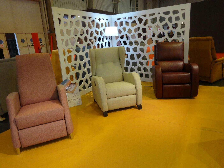 salon du meuble de saragosse 2016 tapicer as navarro. Black Bedroom Furniture Sets. Home Design Ideas