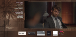 La Embajada Tapicerias Navarro cap 9 creditos 300x147 - Fauteuils à TV séries - Antena 3
