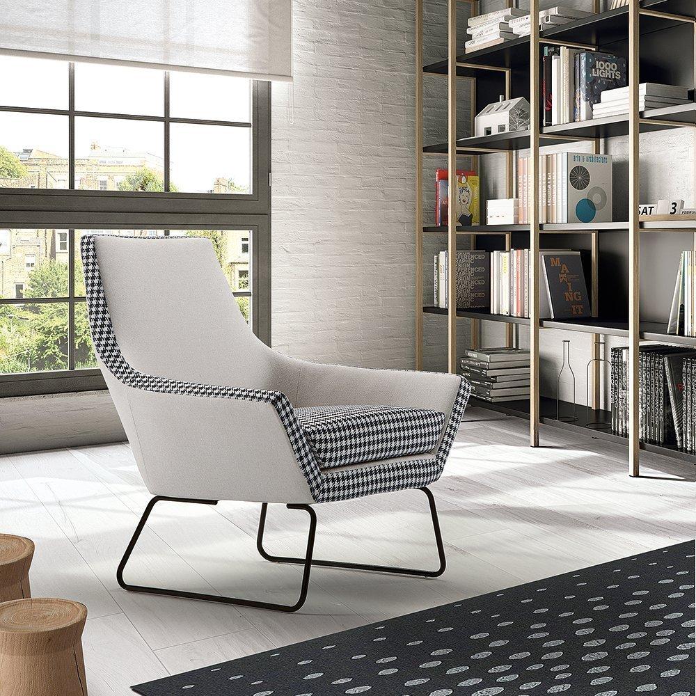 Fixed swivel chair alaska tapicer as navarro - Tapicerias navarro ...