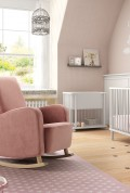 Breastfeeding rocker chair