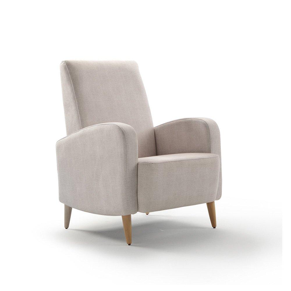 Mecedora lactancia butaca fija emily tapicer as navarro - Sofa mecedora ...