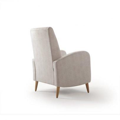 Fixed armchair Emily