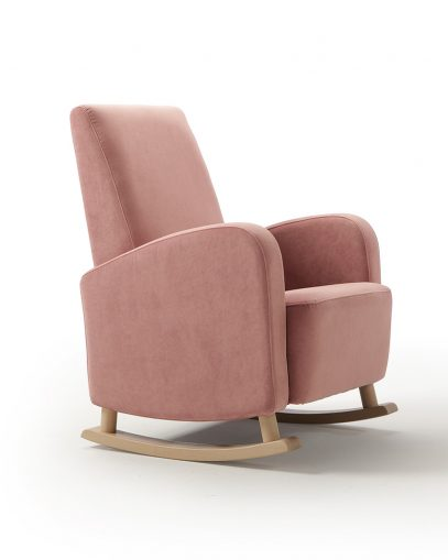Breastfeeding rocker chair