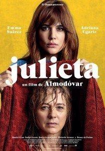 Affiche du fim Julieta.