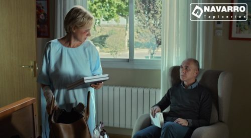 Almodóvar film armchair DERBY