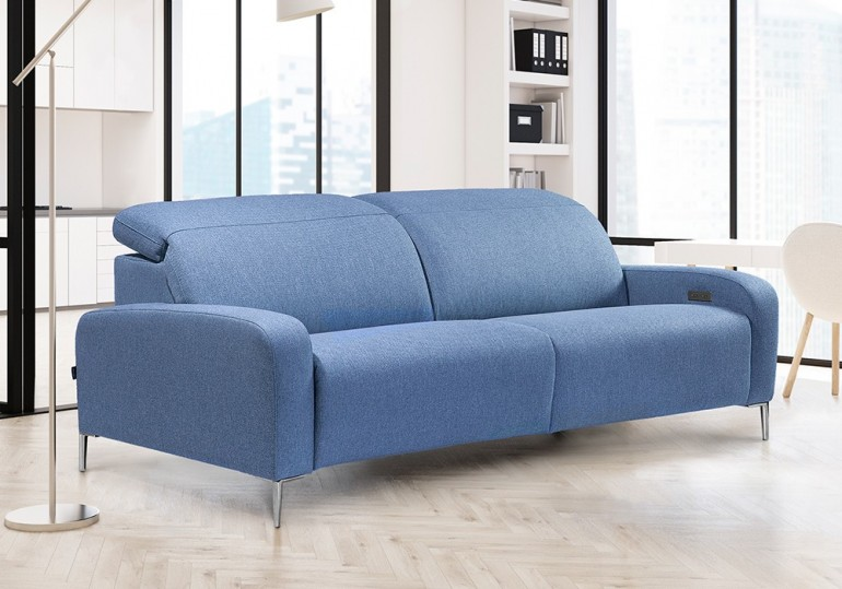 Sof s el ctricos reclinables baikal y lugano tapicer as for Sofas t dos opiniones