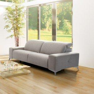 Canapé Modulaire confortable - Tapicerías Navarro