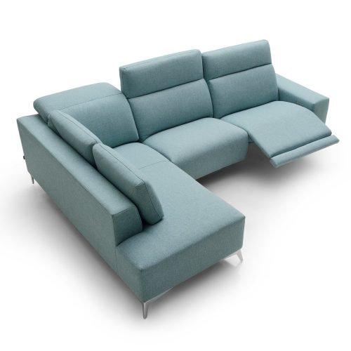 Canapé d'angle - Tapicerías Navarro