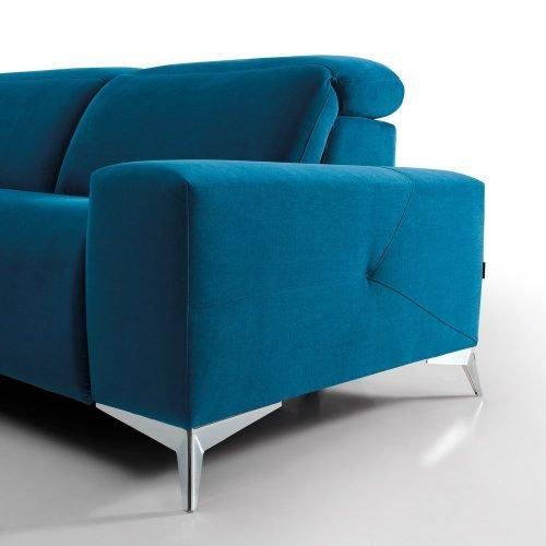 Sofa moderno detalle Baikal 500x500 - BAIKAL