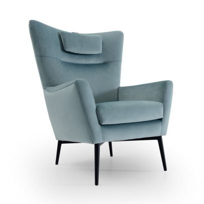 vintage armchair mid century