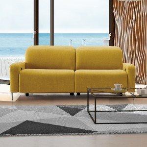 Sofá de diseño con estilo - Tapicerías Navarro