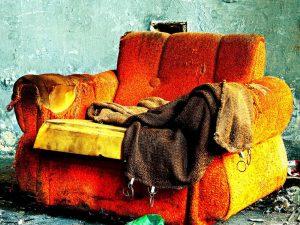Cómo reciclar tu viejo sillón