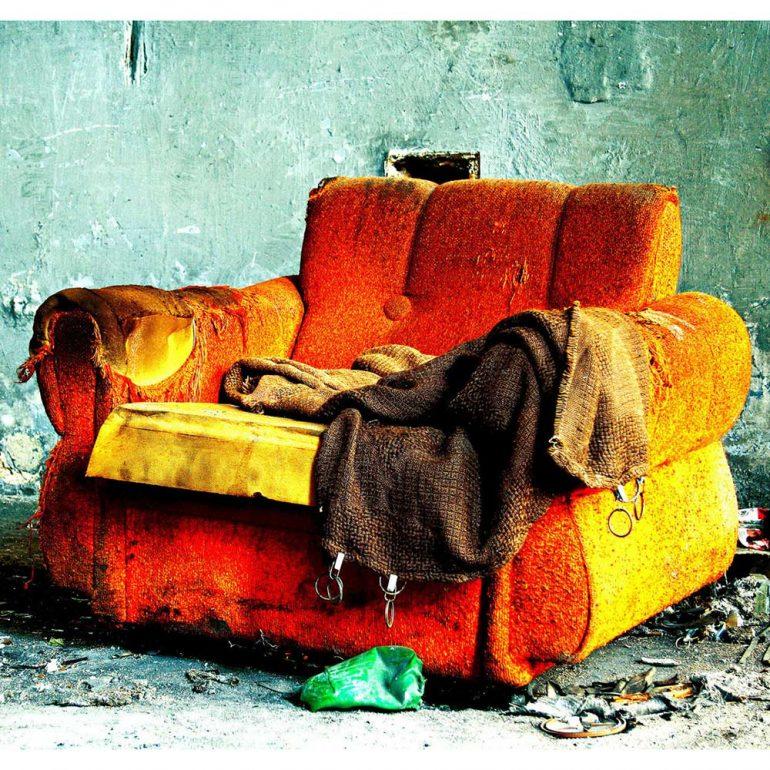 Recicla tu viejo sillón