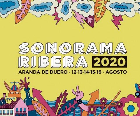 SONORAMA RIBERA cartel 2020